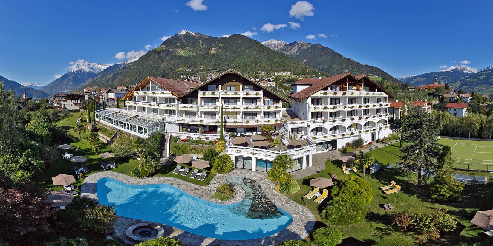 Hotel Dorf Tirol  Sterne